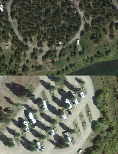 Campground Sat View